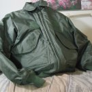 VALLEY Military Flight Jacket 45p Aramid Sz Med