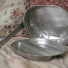 US REGAL Aluminum Mess Kit Pans Vietnam Era 1966