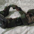 MILITARY Helmet Sensor Camouflage Strap