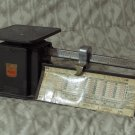 TRINER Airmail Accuracy 4 lb Balance Beam Weight Scale 1950s