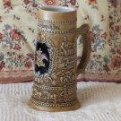 ANHEUSER BUSCH Ceramic Beer Stein Mug Used