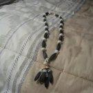 Plastic Bead Necklace Costume Jewelry