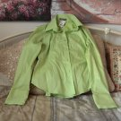 WYNN Casino Las Vegas Women's Lt Green Shirt Blouse