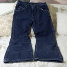 WRANGLER Blue Jeans Size 32 X 32 Nice Used Condition
