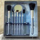 MAKEUP BRUSHES Set of 7 Unused With Stand