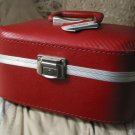AMERICAN TOURISTER Red Travel Train Hard Case Luggage