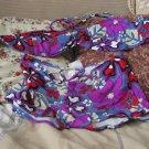 JANTZEN Electric Beach Woman's Bikini Sz S Unused Purple