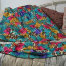 BECHAMEL Multicolor Womens Beach Skirt Sz. 6 Dress