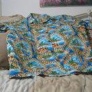HILO HATTIES Original Hawaiian Shirt Size XL
