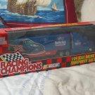 DALE JARRETT Racing Champions 1996 Hauler Truck Nascar Diecast