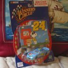 JEFF GORDON 2000 Winners Circle 1 64 Peanuts Nascar Diecast Car