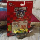ERNIE ERVAN 1998 Racing Champions M & M's Nascar Diecast
