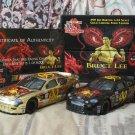 JEFF BURTON 1999 Racing Champions 1/24 Bruce Lee Nascar