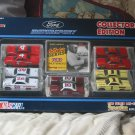 RACING CHAMPIONS 1991 92 Five Car 1964 Ford Nascar 1/64 Diecast Car Set