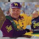 JIMMY SPENCER 1996 Pinnacle Smokin Joes Nascar Trading Card No 23