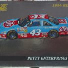 RICHARD PETTY STP CAR 1996 Racers Choice Subset Nascar Trading Card No 45