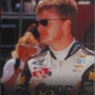 JEFF BURTON 1996 Pinnacle Pole Position Nascar Trading Card No 15