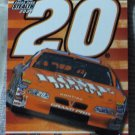 TONY STEWART Car 2001 Press Pass Stealth Nascar Trading Card No 23