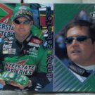 BOBBY LABONTE 2001 Press Pass Optima Nascar Trading Card No 11