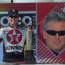 RICKY RUDD 2001 Press Pass Optima Nascar Trading Card No 20