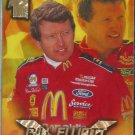 BILL ELLIOTT 1998 Press Pass VIP Nascar Trading Card No 7
