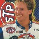 JOHN ANDRETTI 1998 Wheels High Gear 98 Preview Nascar Trading Card No 63