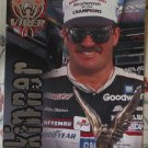 MIKE SKINNER 1996 Wheels Viper Nascar Trading Card No 64
