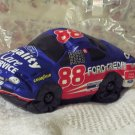 MARY MEYER 1998 1st Edition Dale Jarrett Nascar Bean Bag Stock Car