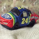 MARY MEYER 1997 1st Edition Jeff Gordon Nascar Bean Bag Stock Car