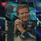 Mike Wallace 1996 Wheels Viper Trading Card #62 Base Set Nascar