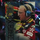 Larry McReynolds Crew Chief 1996 Wheels Viper Trading Card #30 Base Set Nascar
