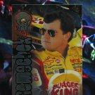 Joe Nemechek 1996 Wheels Viper Trading Card #22 Base Set Nascar