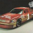 1991 Winston Cup Show Car Chevrolet Lumina Card # 135