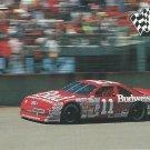 Geoff Bodine 1991 Budweiser Pro Set Card #36