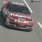 Mark Martin 1991 Folgers Coffee Pro Set Card #25
