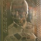 Greg Sacks 1999 Danbury Mint 22k Gold Nascar Card #6