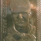 Steve Grissom 1997 Danbury Mint 22k Gold Nascar Card #27