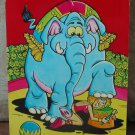 MARK 1 Inc. Big Top 1976 Vintage Defect Greeting Card Thinking Of You