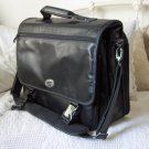 ROADWIRED Black Soft Shell Attache Travel Briefcase Computer Laptop Used