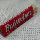 BUDWEISER Triangle Acrylic Tap Handle 7 1/2  Long Used