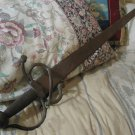 SWORD Unmarked Antique Possibly Early 1800s Or Before
