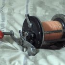 PENN No 155 Beachmaster Vintage Open Fishing Reel Red Knob