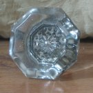 GLASS DOOR KNOB Antique Single Side With Steel Coated Base Attachment