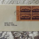 First Day Issue Cover Stamp 200th Ann. Nassau Hall 1956 3c
