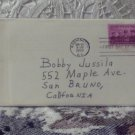 First Day Issue Cover Stamp Armed Forces Reserve 1955 3c
