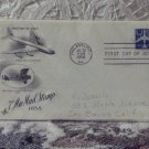 First Day Issue Cover 7c Air Mail Stamp 1958 U.S.