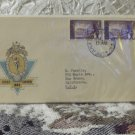 First Day Issue Cover Stamp Australia Post Office Communicat
