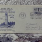 First Day Issue Cover Stamp Representative Assembly Canada