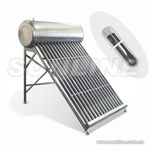 Thermosyphon Tubular Solar Water Heater