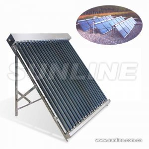 Tubular Solar Water Heating System